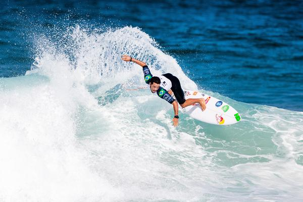 Adriano de Souza (SP) (Damien Poullenot / WSL via Getty Images)