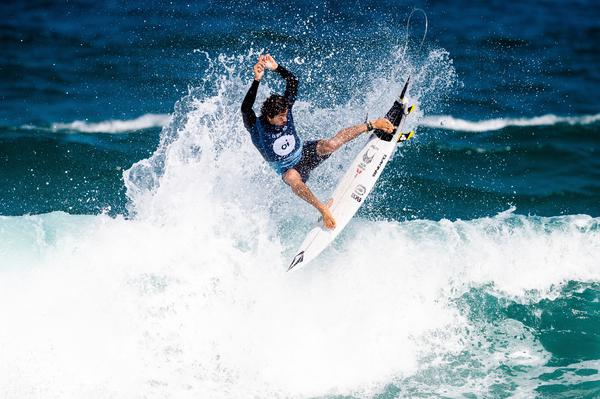 Yago Dora (SC) (Damien Poullenot / WSL via Getty Images)