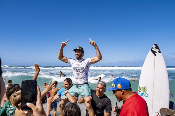 Frederico Morais-PRT (Keoki Saguibo / WSL via Getty Images)