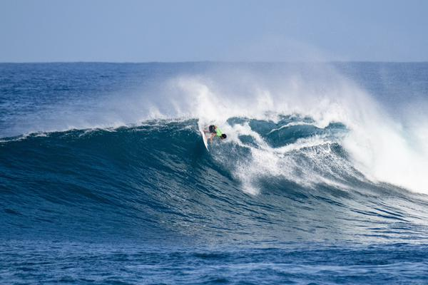 Joaquin del Castillo-PER (Keoki Saguibo / WSL via Getty Images)