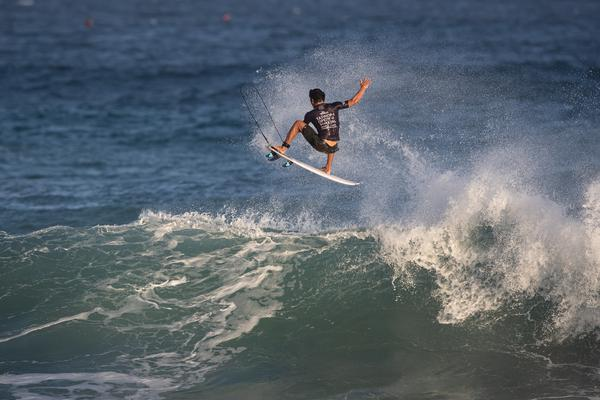 Lucas Vicente (Tim Hain / WSL via Getty Images)