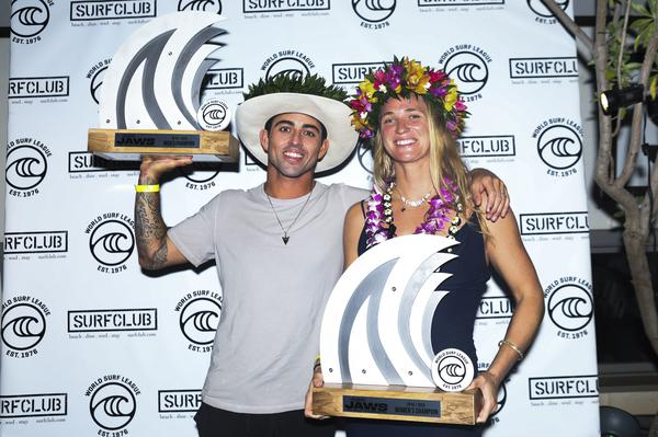 Campeões (Cat Miers / WSL via Getty Images)
